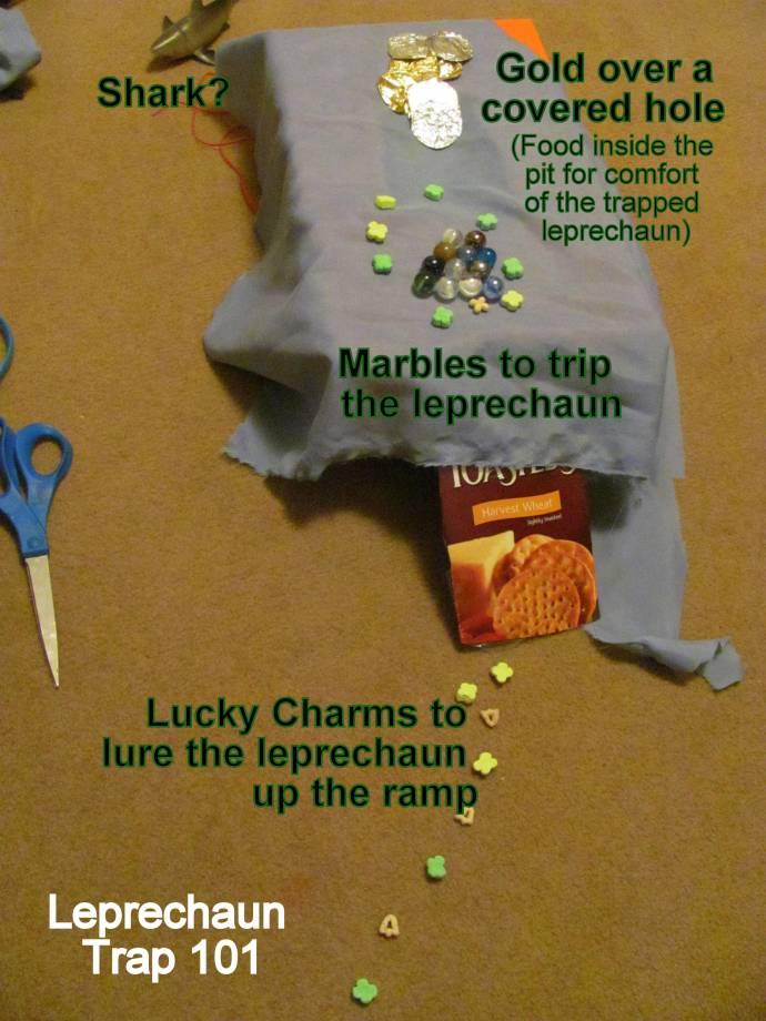 Leprechaun Trap 101
