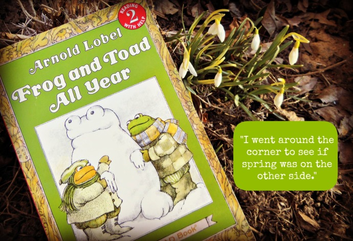 Frog and Toad Spring